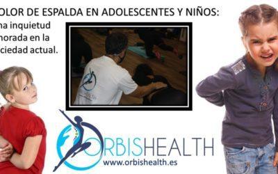 PREVISIÓN TEMPRANA EN DOLOR DE ESPALDA: la prevención como estrategia principal en adolescentes y niños.