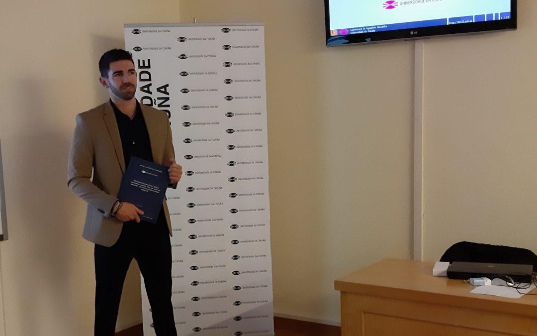 Entrevista con Florian Michaud, doctor en biomecánica y premiado en Traumatolgía del Deporte