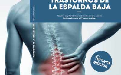 Reseña sobre Low Back Disorders: el Best Seller de la rehabilitación de la columna lumbar llega en español